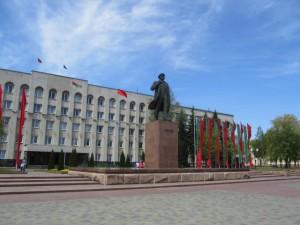 Площадь Ленина г. Гродно